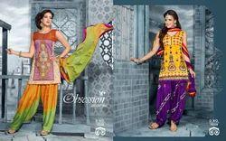 Patiala Types Salwar Kameez