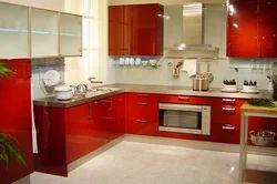 Kitchen Chimney and Hob