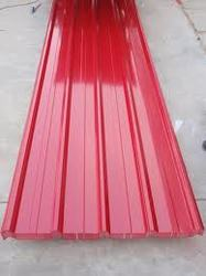 FRP Coated Metal Roofing Sheet, Thickness of Sheet: 0.45 mm