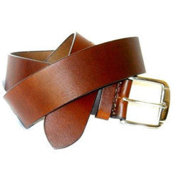 Oil Pull_ Up Leather Belt