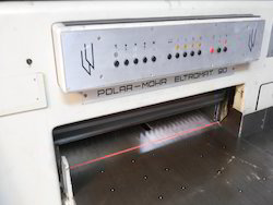 Polar Eltromat 90 Paper Cutting Machines