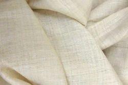 100% Silk Pink Ahimsa Eri Silk (Plain) Fabric