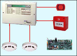 Analog Fire Alarm System