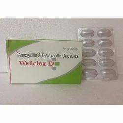 Amoxicillin & Dicloxacillin Capsules
