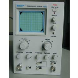 Digital Oscilloscopes (10MHz)