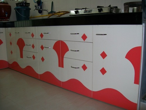 Kitchen Cabinet PVC   Modern PVC Cabinet Kitchen Wholesale Trader From  Jaipur Part 84