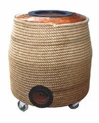 Round Rope Tandoor