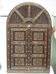 Wooden Mughal Door