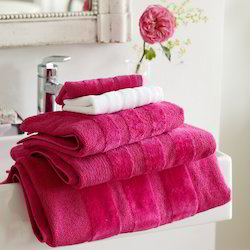 Vat Dyed Cotton Towel