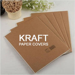 Kraft Paper Covers