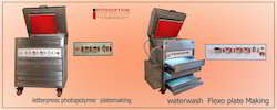 Letterpress Photopolymer Plate Machine