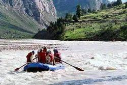 White Water Rafting-Adventure Sports