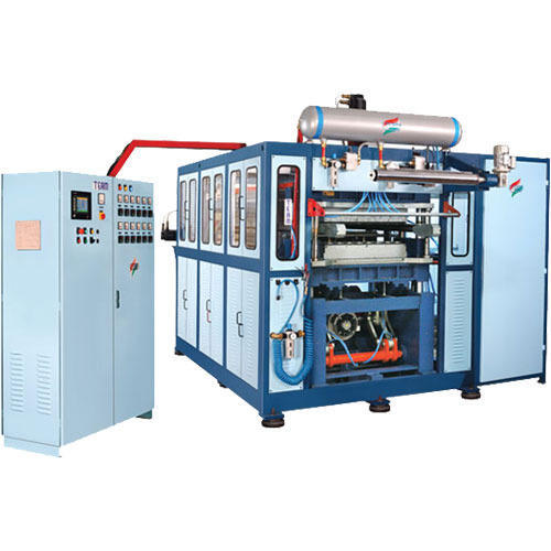 Servo Driven Thermoforming Machine