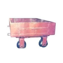 Mild Steel Light Material Trolley