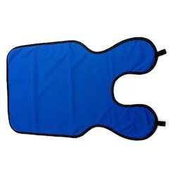 Blue Nonwoven SMMS Disposable Dental Apron