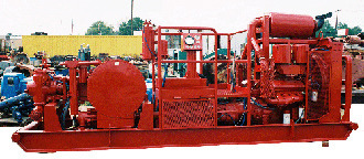Cementing Unit Eneroil Offshore Drilling Limited