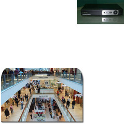 DVR Surveillance System for Mall