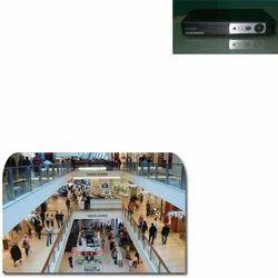 DVR Surveillance System for Mall