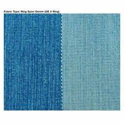 Ring Spun Denim Fabric