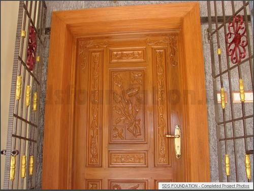 Indian front door design photos for Main entrance door design india