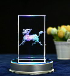 3D Crystal Engraving Gifts