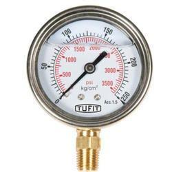TUFIT-Y63C-GF-B6B-DB-70KG Pressure Gauges