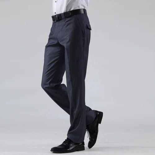Mens Formal Pant | Jodhpuria Apparels | Wholesaler In Cloth Market Indore | ID 4350805473