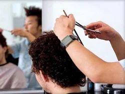 Hair Cutting Gents Service