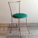 Dining Stainless Steel Cushion Chair