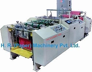 H.r. Paper S.s. Cut to Register Mark Rotary Sheeter Machine, Capacity: Standard