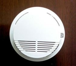 Home Office Restaurant Cordless Wireless Fire Smoke Detector