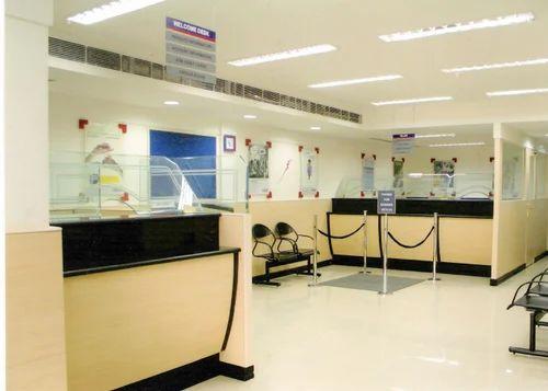 Perfect Bank Interiors