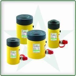 Vanjax Yellow Hydraulic Remote Control Jacks for Industrial