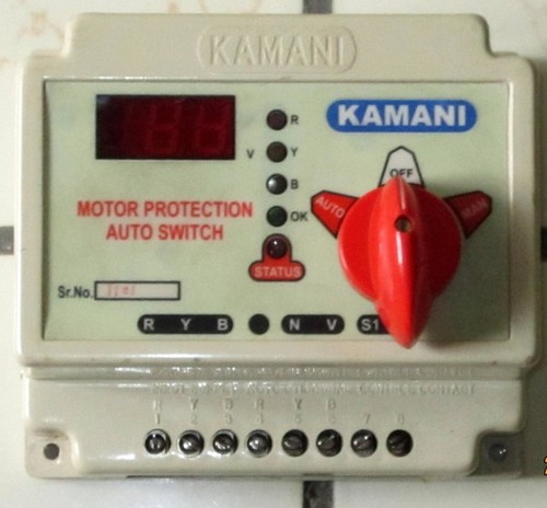 motor protection auto switch view specifications details by agro company details
