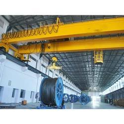 Semi EOT Gantry Crane