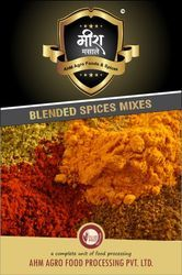 Blended Mixed Spices