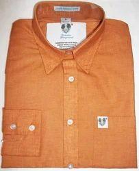 Orange Dyd Executive Shirt