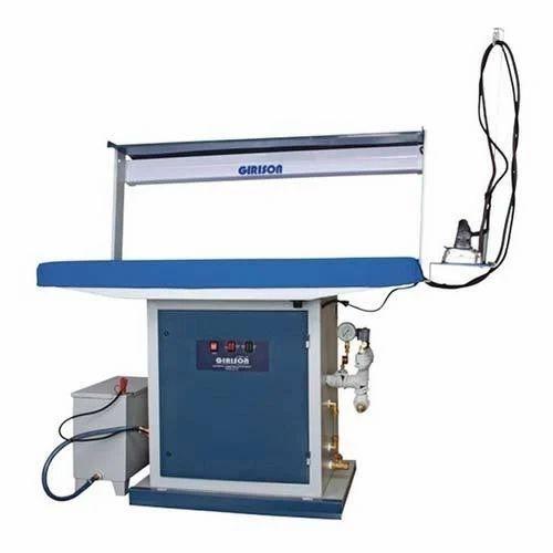 G-205 Inbuilt Table (table  boiler   iron )
