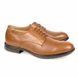 Tan Color Formal Leather Shoe