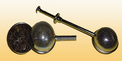 Tea Infusers Made of Brass