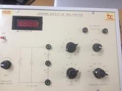 Loading Effect Multimeter