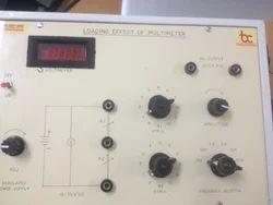 Loading Effect Multimeter