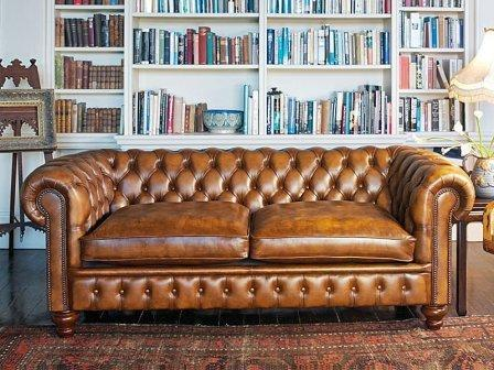 Chesterfield Leather Sofa Singapore Centerfieldbarcom