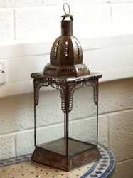 Iron Table Lanterns