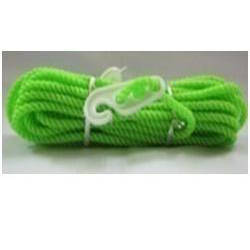 Green Plastic Rope