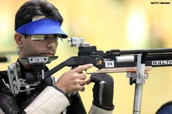 Rifle Shooting Events