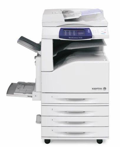 xerox color copier machine - Color Copy Machine