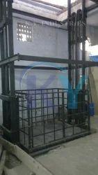 Industrial Hydraulic Elevators