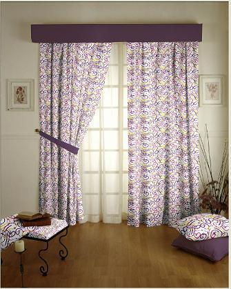 Hall Curtain Designs