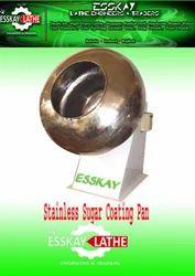 Stainless Sugar Coating Pan